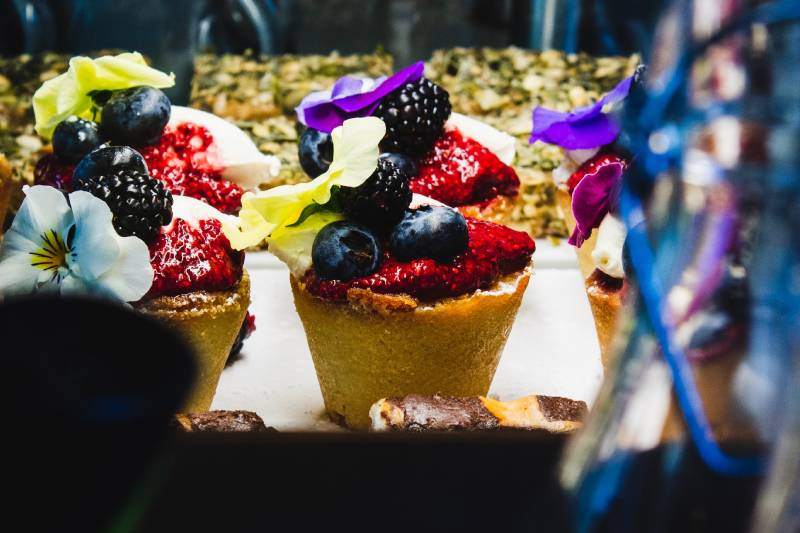 catering na svatbu sladkosti